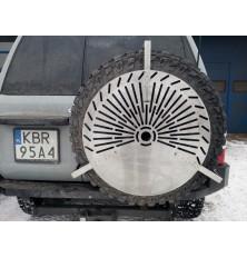 Grill na koło - na wyprawy...