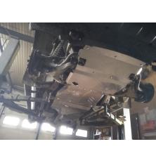 Osłona silnika i reduktora...